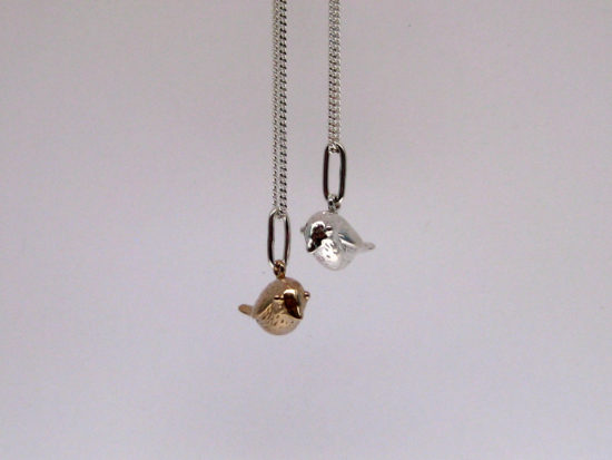 Joanna Lovett House Sparrow necklace image
