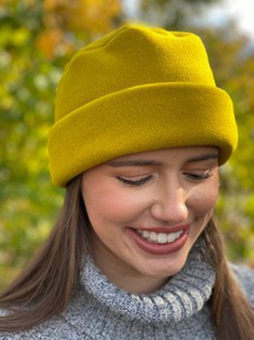 puffin gear polartec hat image