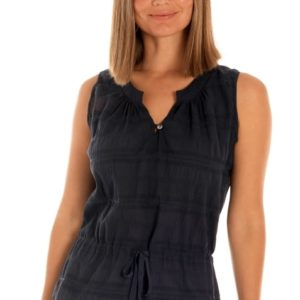 112 Placket Top Navy 1 image